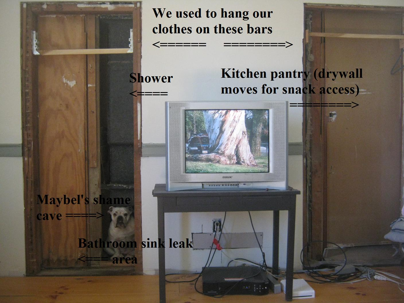 living room explained